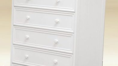 """Admiral Ardvark"" 5 Drawer Chest – 6 Colors"
