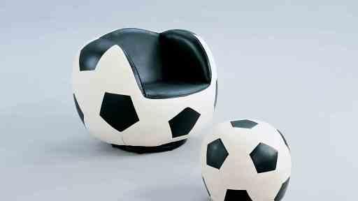 All Star Soccer KidsRoom Chair Set
