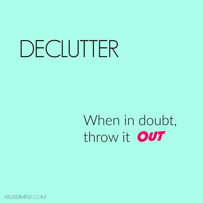 declutter-poster