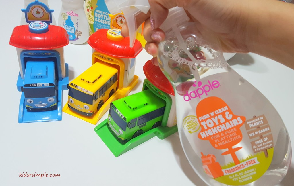 Dapple Toy and High Chair Cleaner