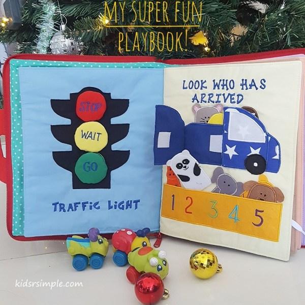 My Super Fun Play Book