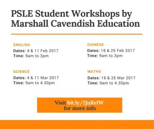 PSLE Student Workshop