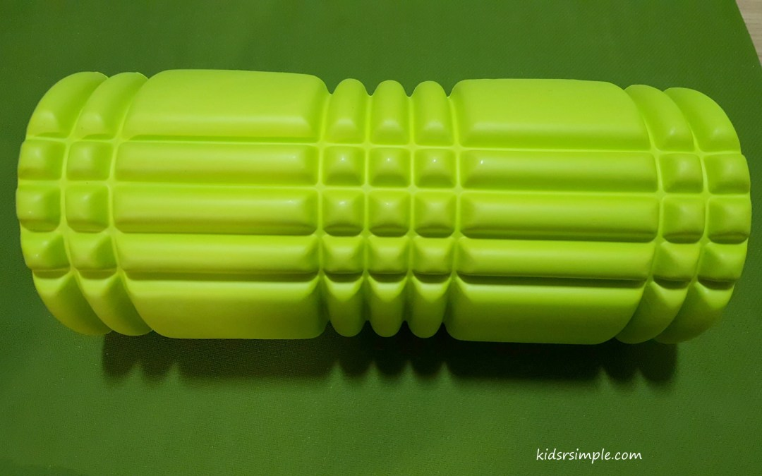 The Goodness of Foam Rollers with Primero Fitness