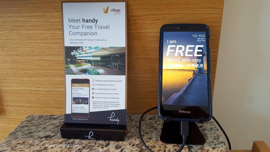 VHC Handy Phone