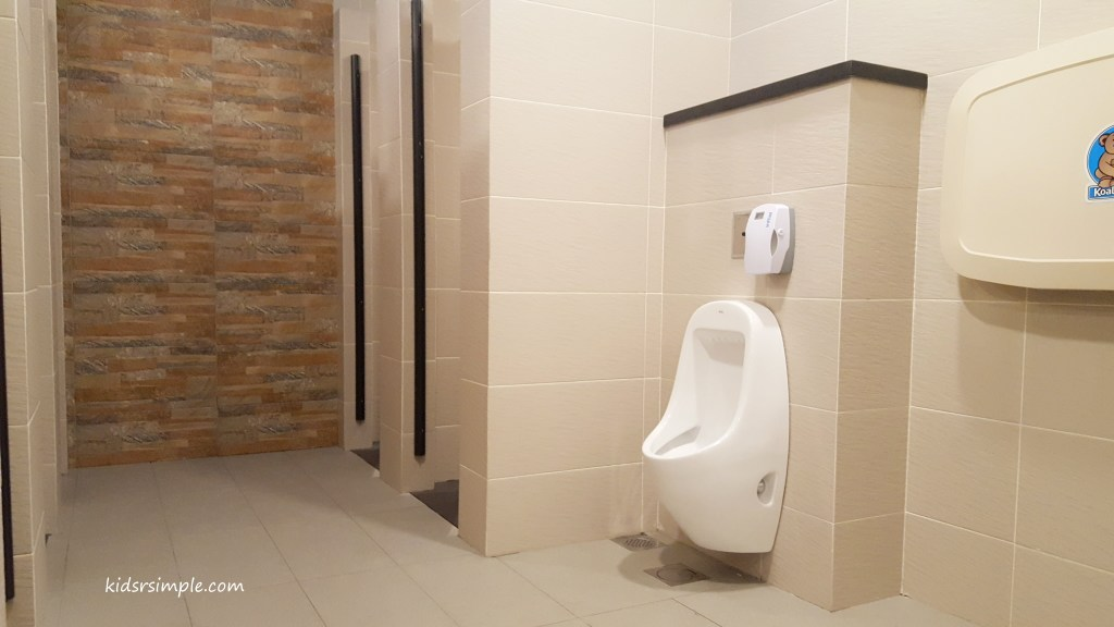 Toilet (Safra Yishun Pool)