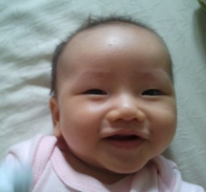 YT 2 mth smile