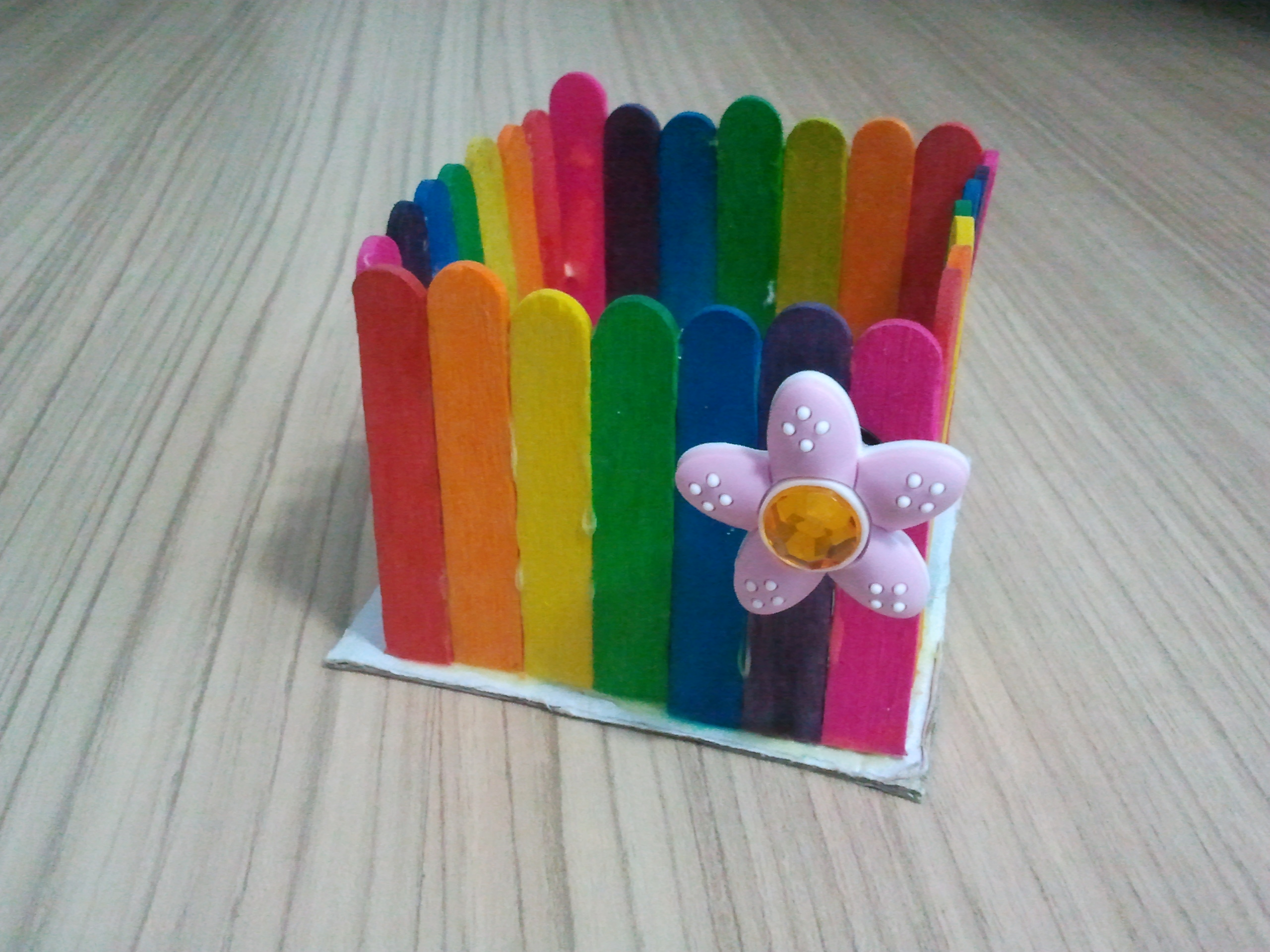 Simple art and craft  Rainbow Box  Kids R Simple