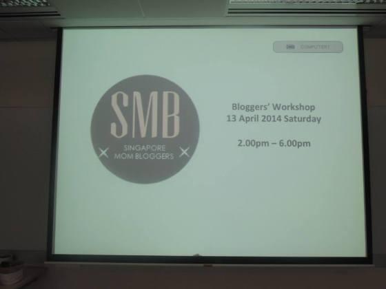 SMB Blogger Workshop