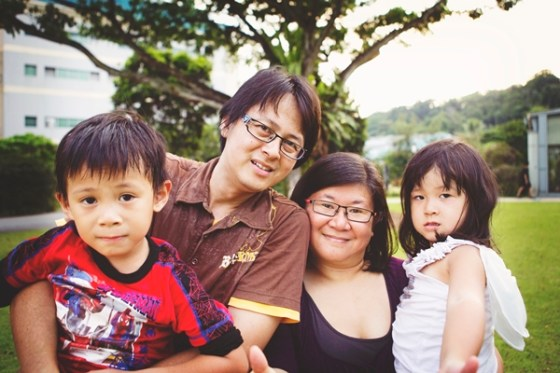 The Kam Family
