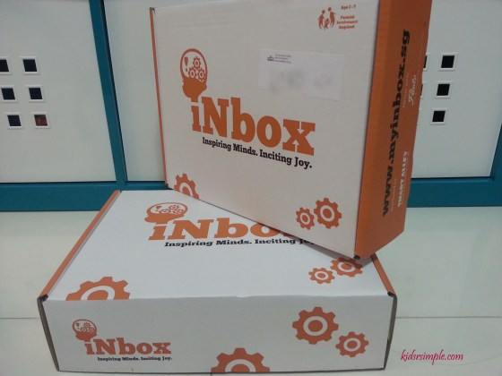 iNbox (May's theme)