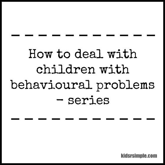 behavioural series