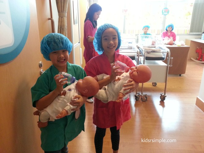 nursing room 3