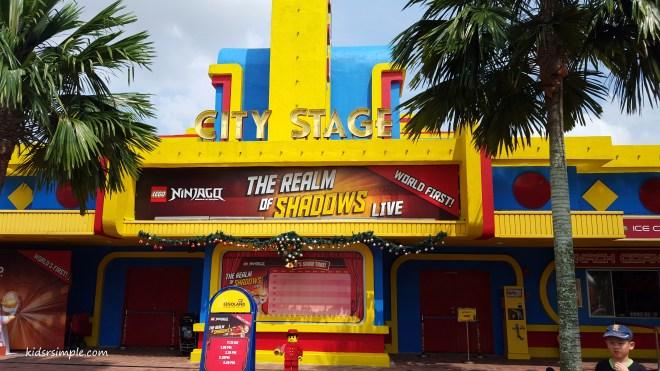 Lego City Stage - Ninjago