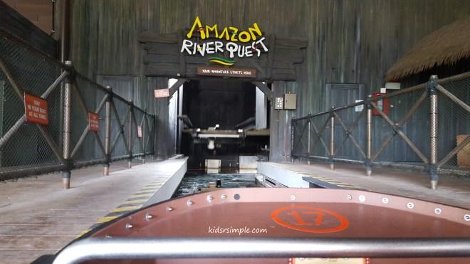 Amazon River Quest