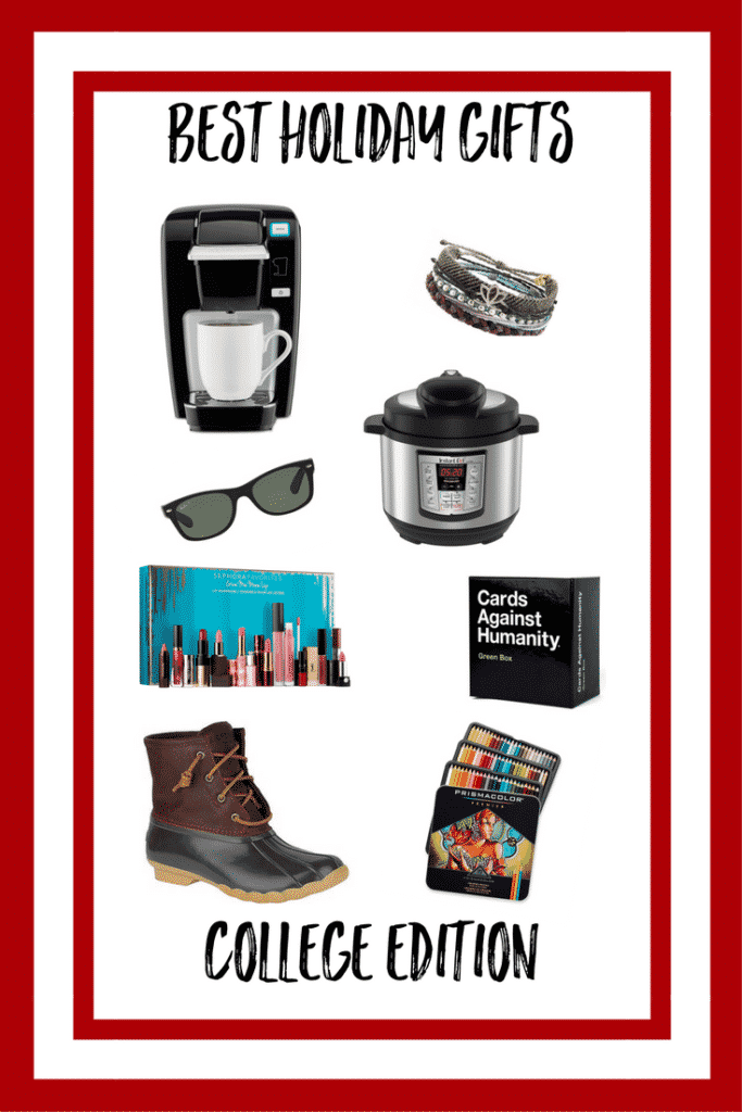 Best Holiday Gifts for College Kids
