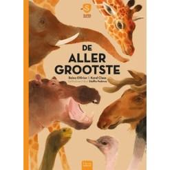 boek grote dieren