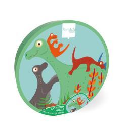 dinosaurus puzzel