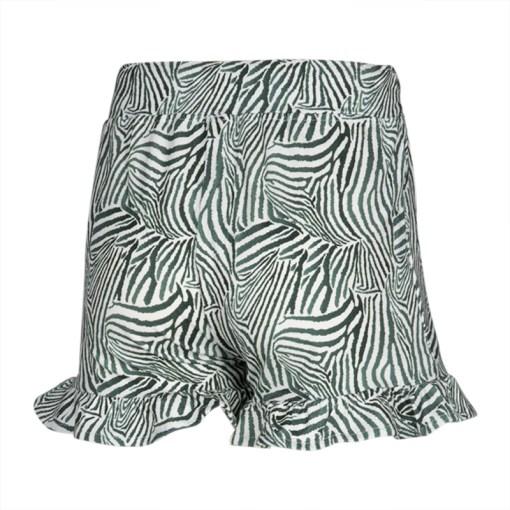 korte broek zebra