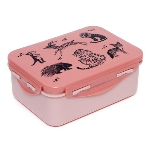 lunchbox marieke ten berge illustratie