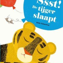 sst de tijger slaapt boek
