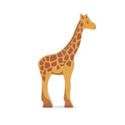 houten giraf speelgoed