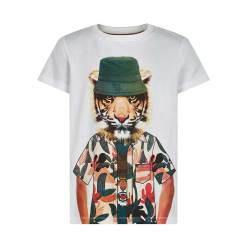 t-shirt jongens tijger
