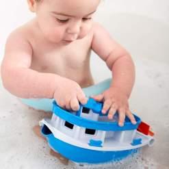 Badspeelgoed boot duurzaam