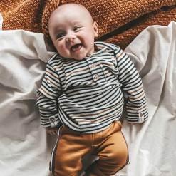 shirt baby gestreept