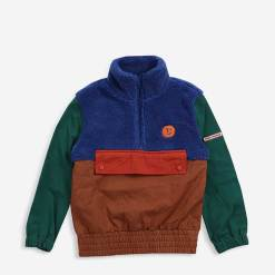 Fleece jacket polar kinderjas