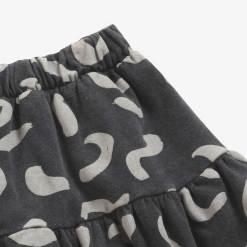 skirt fleece shapes all over