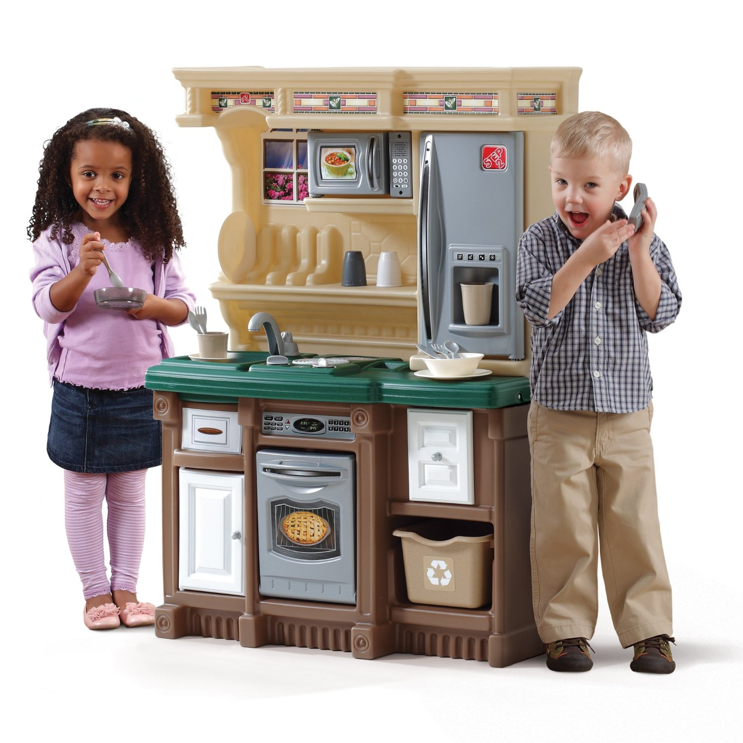 Step2 LifeStyle Custom Kitchen II Review  Should You Buy