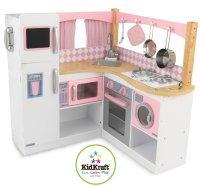 KidKraft Grand Gourmet Corner Kitchen Review : Buy?