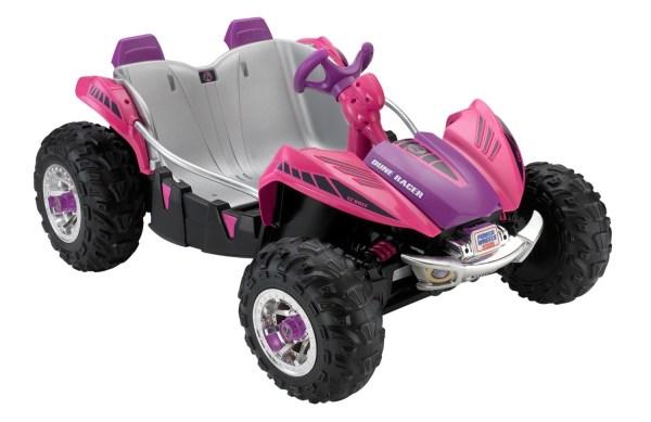 Power Wheels Girls 4 Design
