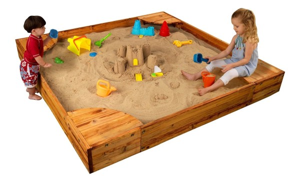 Kids Sand Boxes with Lids