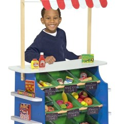 Play Kitchens For Boys Affordable Kitchen Cabinets Pretend Grocery Store - Wooden & Plastic Playsets