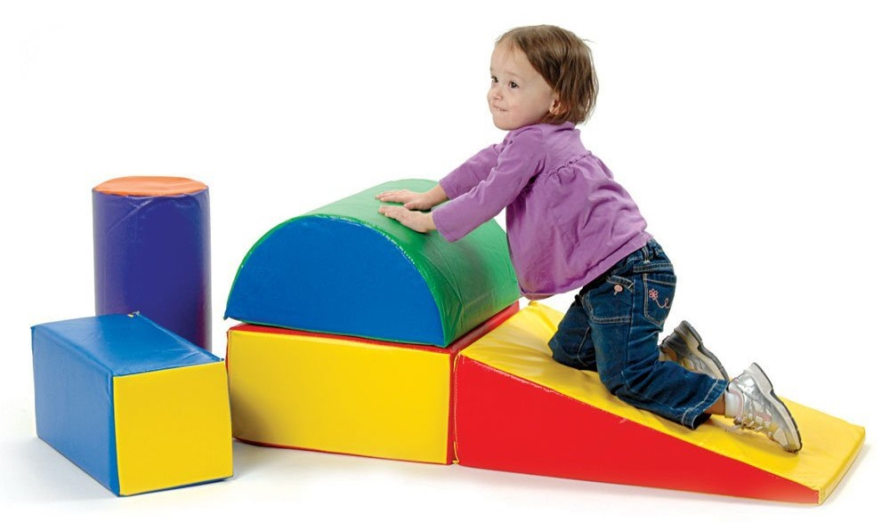 soft chairs for toddlers vintage folding chair best foam climbing blocks