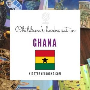Children's books Ghana
