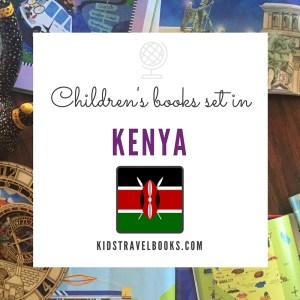 Kenya Children's books