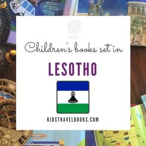 Lesotho Children's books