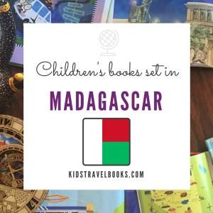 Madagascar Children's books