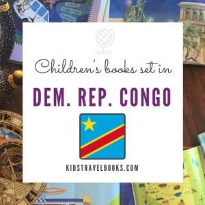 Children's books Democratic Republic Congo