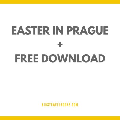 Things I love about Easter in Prague (and a free download!)