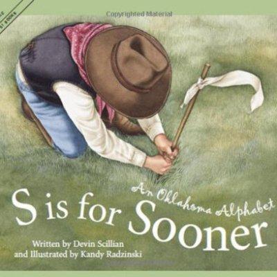 S-Is-For-Sooner-An-Oklahoma-et-Series-Alphabet-0