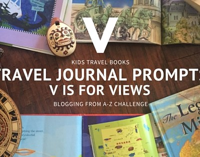 V is for View {FREE Printable}