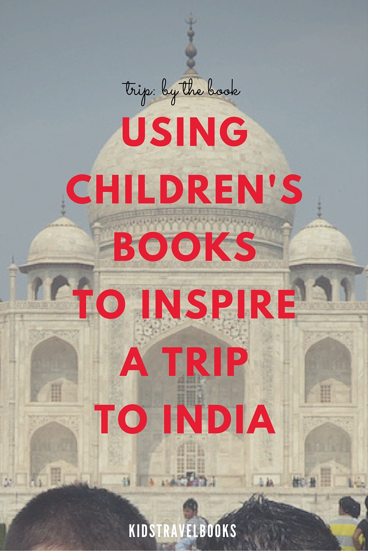 Use the Children's Book, A Puzzling Tour of India, as inspiration for a trip to India's Taj Mahal, Varanasi, and Mahabodhi Temple.