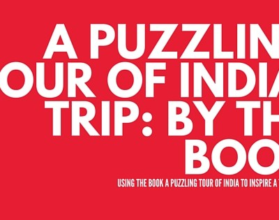 A Puzzling Tour of India, Trip: By the Book