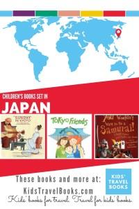Children's books set in Japan
