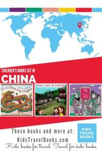 Children's books set in China