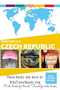 Children's books Czech Republic