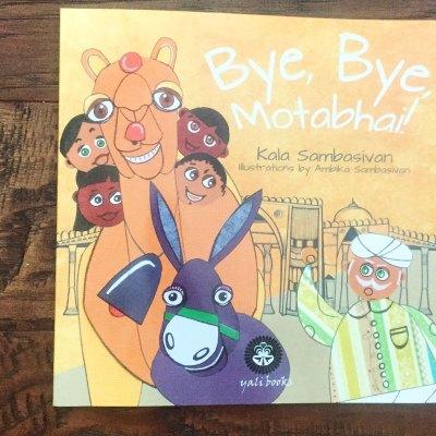 Bye, Bye, Motabai | Book Review